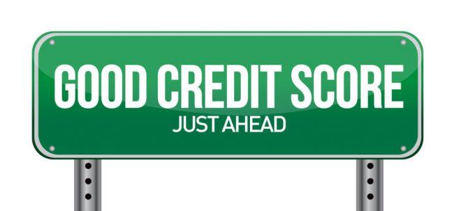 good credit scores